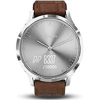 GARMIN 佳明 vivomove HR 指针式光电心率健康监测智能运动时尚男女情侣手表