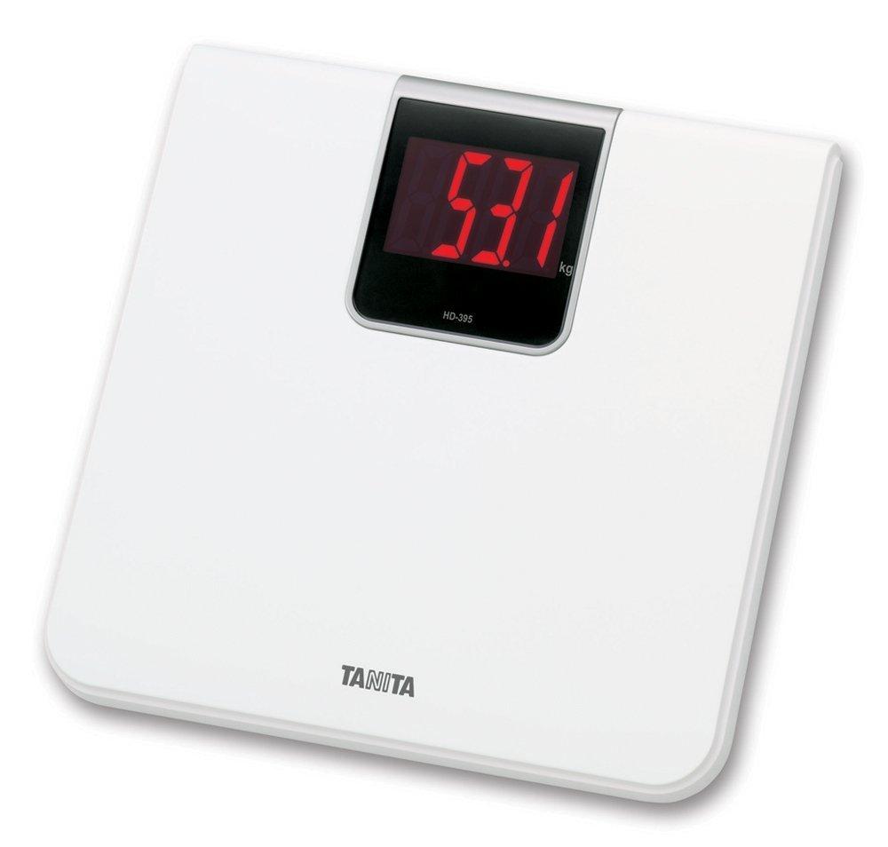 TANITA Digital Body Weight Scale HD-395 White