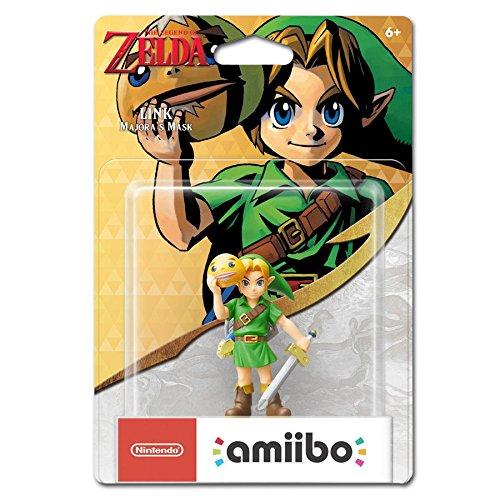 Nintendo amiibo-Link (The Legend of Zelda- Majora's Mask)