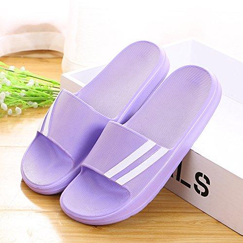 slippers antiskid 39 39 antiskid Indoor purple Indoor slippers wPzaqXv