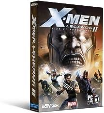 X Men Legends 2 Rise Of Apocalypse