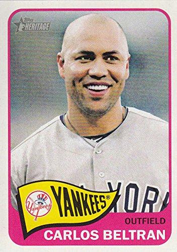 Baseball MLB 2014 Topps Heritage #43 Carlos Beltran #43 NM+ ()