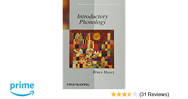 Amazon introductory phonology 9781405184113 bruce hayes books fandeluxe Images