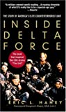 Inside Delta Force, Eric Haney, 0385339364