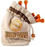 """: Unbreakable Golf Tees - 2.7/8"""""""
