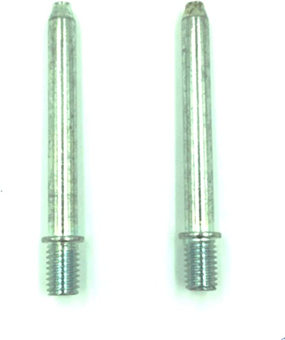 """ProFurnitureParts- """"Replacement Pin"""" 2 PACK for 3pc Sofa Pin Style Furniture Connector"""