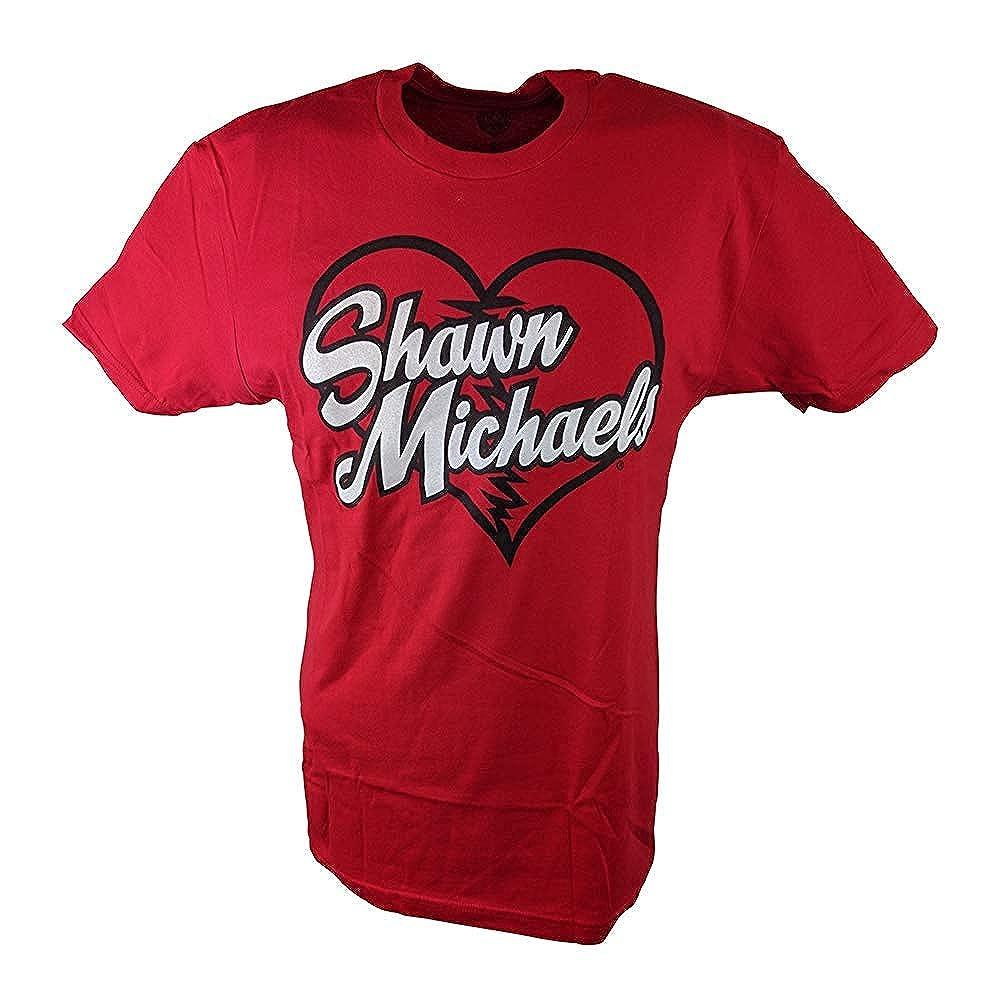 shawn michaels t shirt