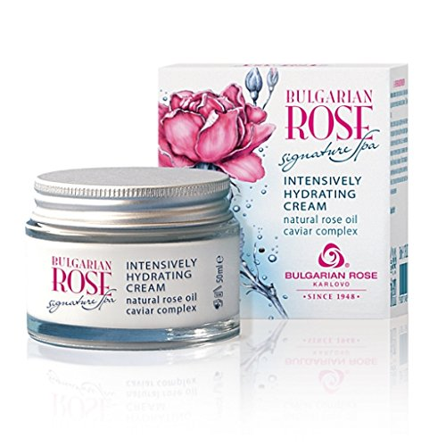 (Bulgarian Rose Signature Spa Intensively Hydrating Day Cream)