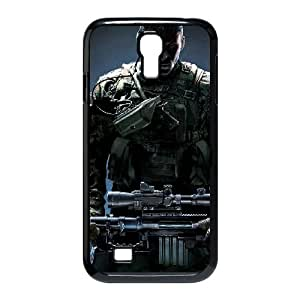 ghost warrior Samsung Galaxy S4 9500 Cell Phone Case Black gift pjz003-3838578
