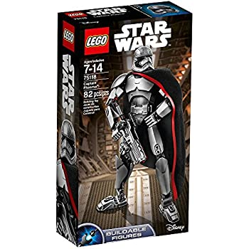 LEGO Star Wars Captain Phasma 75118 Star Wars Toy