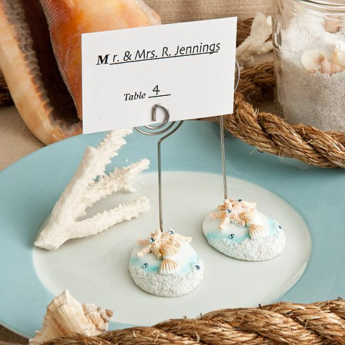 Set-of-6-Beach-Theme-Place-Card-or-Table-Number-Holders
