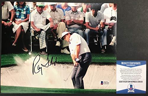 US OPEN WINNER! Ray Raymond Floyd PGA Signed 8x10 Photo #2 PSA/DNA Masters