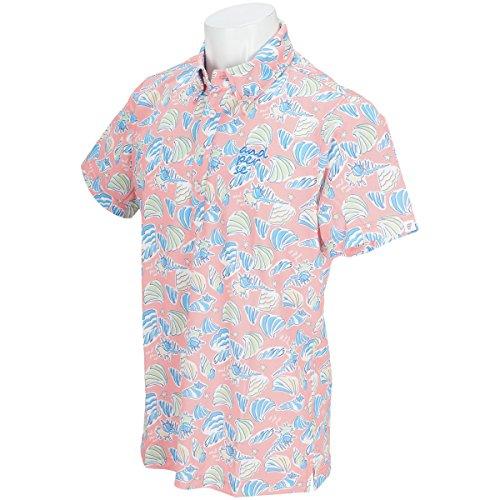 アンパスィ and per se 半袖シャツ?ポロシャツ 半袖ポロシャツ