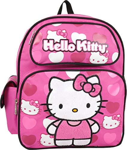 Sanrio Hello kitty 12 inch Toddler Mini Backpack ()