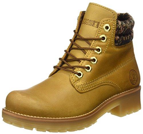 Varios Coronel Mostaza C111 Oliva Botines para Mujer 37 marrón Tapioca Colores YZrxRY