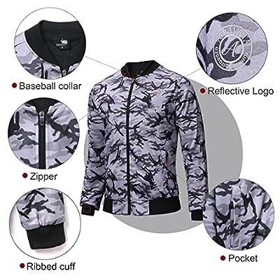 Cheap Airavata Men's Fashion Hoodies Jacket Zip Up Heavyweight Winter Outwear Coats supplier