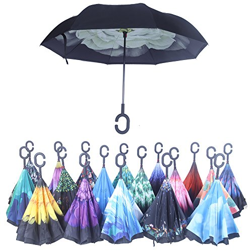Reverse Folding Inverted Umbrella Carrying product image