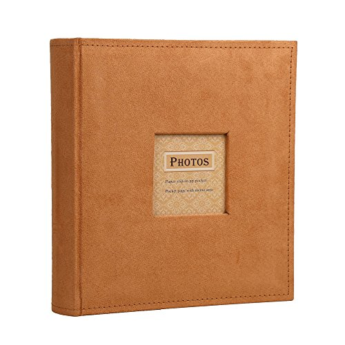 Farway 5 X 7 Inch Photo Album 200 Pockets With Slip In
