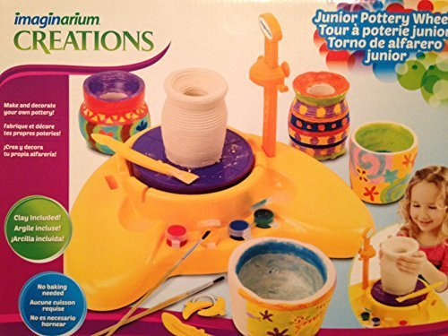 Junior Pottery Wheel by Imaginarium Creations by Toys R Us by Toys R Us