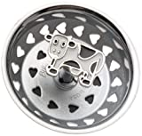 Billy-Joe Homewares 7125 Enamel Cow Kitchen Strainer