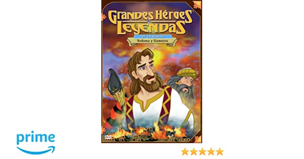 Amazon.com: Grandes Heroes y Leyendas de la Biblia: Sodoma y Gomorra: Greatest Heroes & Legends of the Bible: Movies & TV