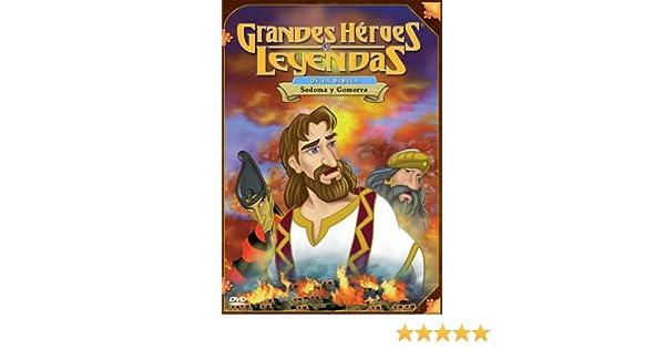 Amazon.com: Grandes Heroes y Leyendas de la Biblia: Sodoma y Gomorra: Greatest Heroes & Legends of the Bible: Movies & TV