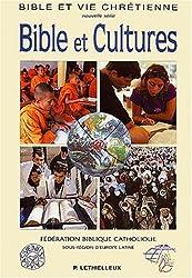 Bible et Cultures : Actes du colloque