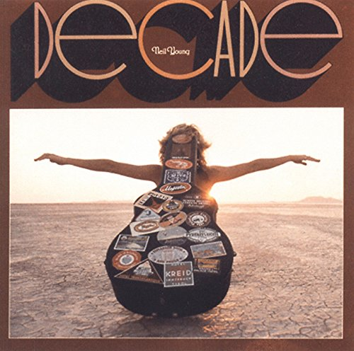 Price comparison product image Neil Young - Decade (3 x LP)