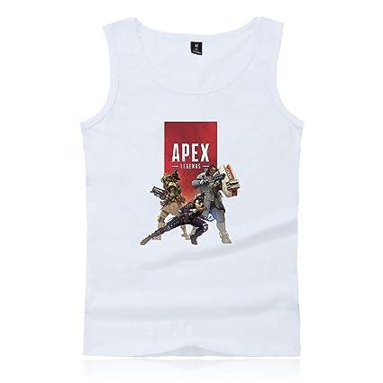 Xl Sports Apex >> Apex Legends Unisex Vest Summer Sports Wear Large Size Loose