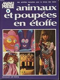Animaux et poupées en étoffe par Marshall Cavendish