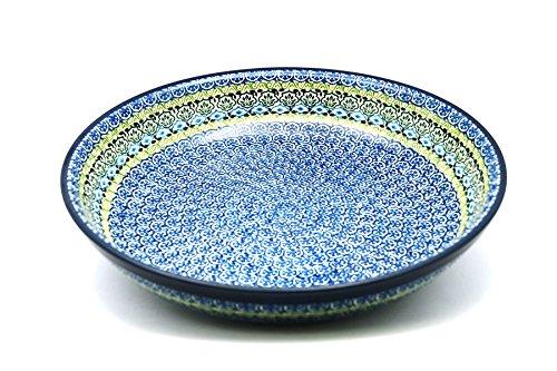 Polish Pottery Pasta Bowl - 8