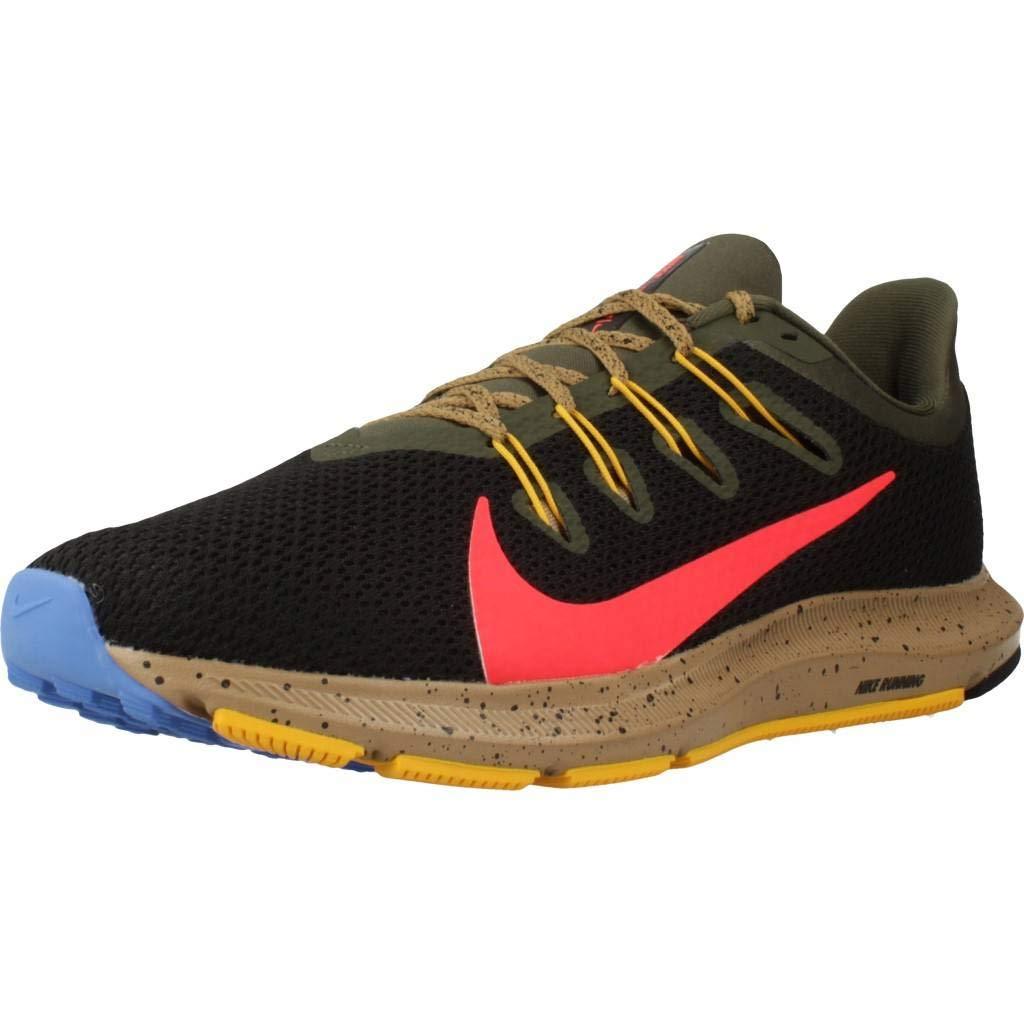Obligar Buzo Inevitable  Zapatos Nike Quest 2 Se Zapatillas de Atletismo para Hombre Zapatos y  complementos objectswelove.com