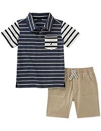 Boys' Polo With Shorts