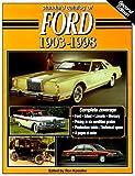 img - for Standard Catalog of Ford 1903-1998 (Standard Catalog of Ford, 2nd ed) book / textbook / text book
