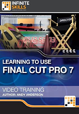 Learning Final Cut Pro 7 Training Course