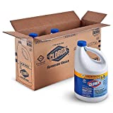 Clorox Germicidal Concentrated Liquid Bleach, 121