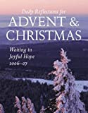 Waiting in Joyful Hope, Katherine L. Howard, 0819222526