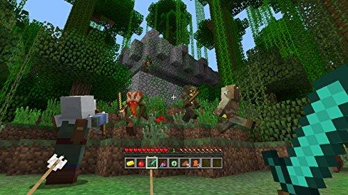 Minecraft - DLC,  Biome Settlers Skin Pack 1 - Wii U [Digital Code] by Mojang AB (Image #2)