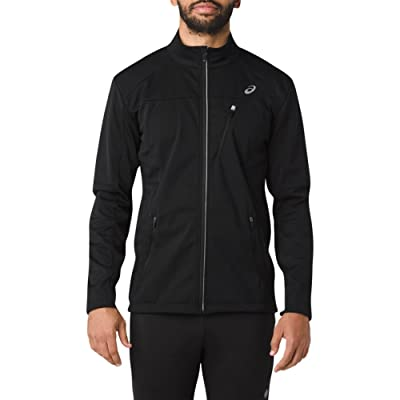 .com : ASICS Men's Softshell Jacket : Clothing