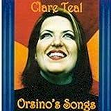 Teal, Clare Orsinos Songs Mainstream Jazz