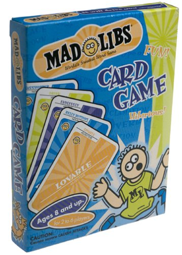 Mad Libs Card Game]()