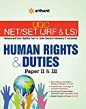 UGC CSIR NET/SET (JRF & LS) HUMAN RIGHTS AND DUTIES Paper II & III