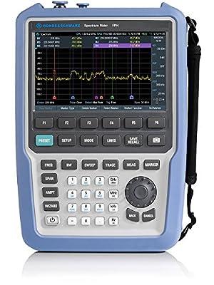 Rohde & Schwarz FPH Handheld Spectrum Rider Analyzer (5kHz - 2GHz)