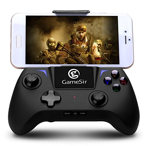 (GameSir G2u Bluetooth & 2.4GHz Wireless Gamepad Joystick Game Controller for Android Phone Tablet Laptop TV BOX - PS3)