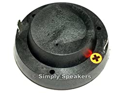 SS Audio JBL Speaker Replacement Horn Diaphragm for SR Series, MR8 Series, Urei, 2416H, 2416H-1, D-2416, 64314-02, and many others