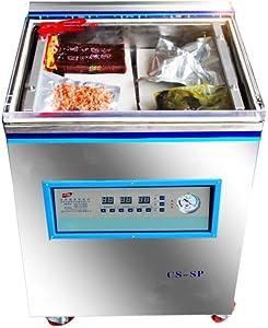 KUNHEWUHUA Chamber Vacuum Sealer Machine Vacuum Packaging Machine Air Sealing System Food Preservation Machine Automatic Vacuum Packing Sealing Sealer