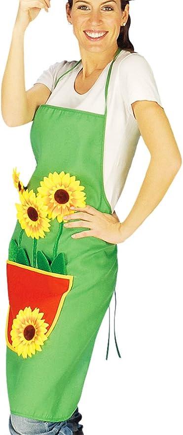 Set de disfraz de jardinero para disfraz y fiesta temática: Amazon ...