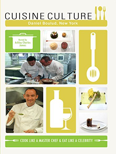Cuisine Culture - Daniel Boulud - New York, USA