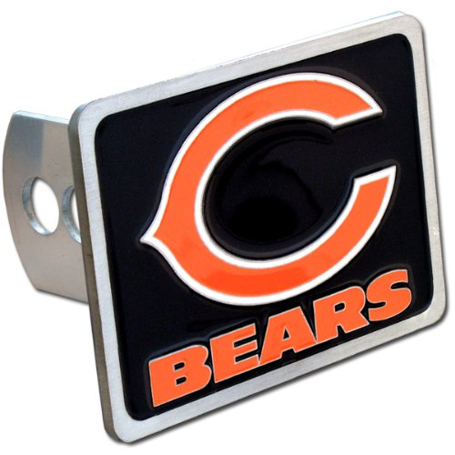Siskiyou Chicago Bears NFL Hitch Cover, Class II & III