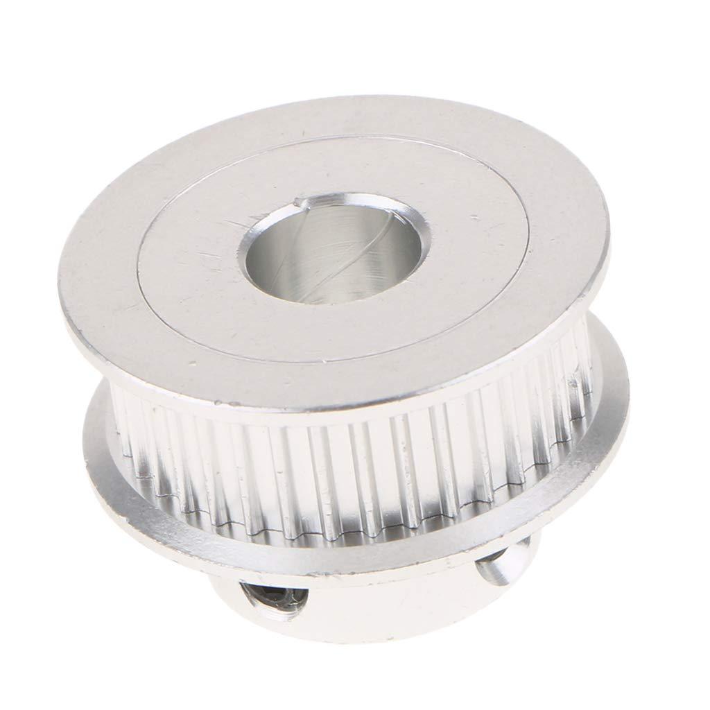 di/ámetro 10mm Seleccione (mm di/ámetro 10mm H HILABEE Aluminio Impresora 3D GT2 Polea De Correa Dentada 36